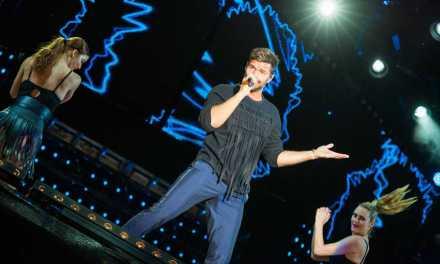 Claro Música acompañó con promociones y juegos los shows de Ricky Martin en Montevideo