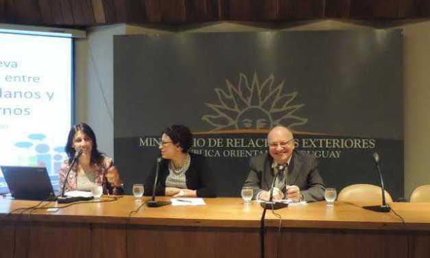 Se presentó informe independiente sobre avances de Uruguay en Gobierno Abierto
