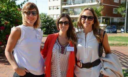 "Mujeres líderes encabezaron ""Caminata de Mentoreo"" que convocó a más de 200 jóvenes"