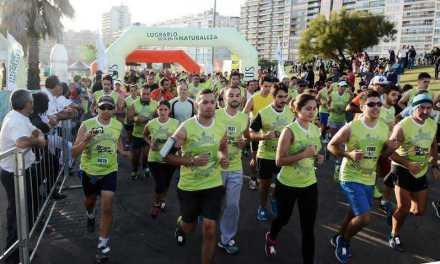 Salus hidrató la carrera Corré Montevideo