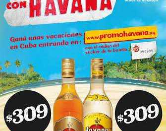 ¡A la Habana con Havana!