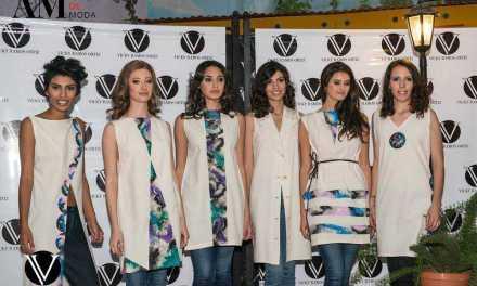 AM – Arte de Moda tuvo su primera exposición de obras de arte en combinación con diseñadores