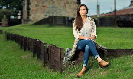 """Ana Velazco: """"las mujeres nos lucimos más cuando estamos naturales y frescas"""""""
