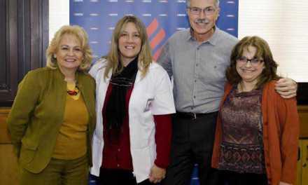 Experta internacional en cuidados paliativos pediátricos capacitó a profesionales de CASMU