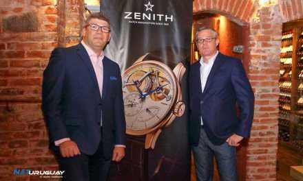 CEO de ZENITH presentó nuevas tendencias de relojes en Montevideo