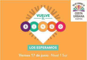 Costa Urbana Shopping invita a celebrar el Día del Abuelo jugando al bingo