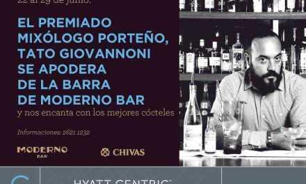 Chivas Regal propone transitar una nueva experiencia en tragos de autor