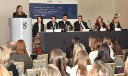 Seminario Internacional sobre prevención de lavado de activos, ética, cumplimiento y transparencia fiscal