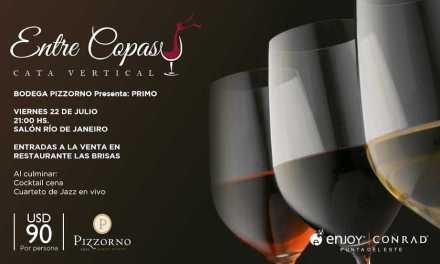 """Enjoy Conrad sigue con la propuesta de degustación de vinos en """"Entre copas"""""""