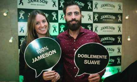 Jameson se propuso renovar el look del público de la fiesta Brookl&n