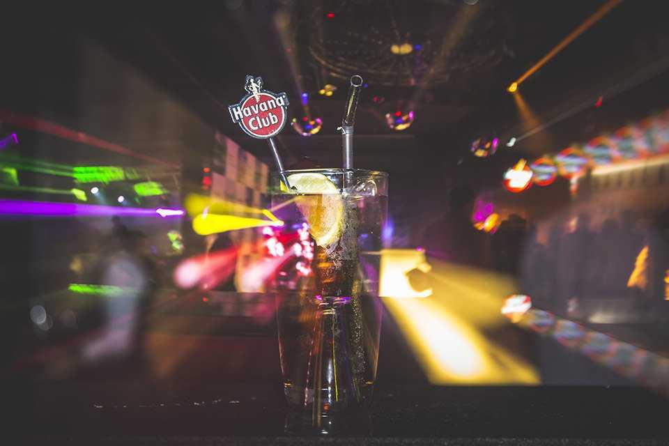 Havana Club acompañó la noche de OVO en la fiesta previa a la gala de los Premios Platino