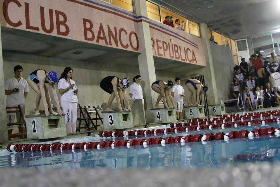 CAMPEONATO DE NATACIÓN COPA CLUB BANCO REPÚBLICA 39ª EDICIÓN