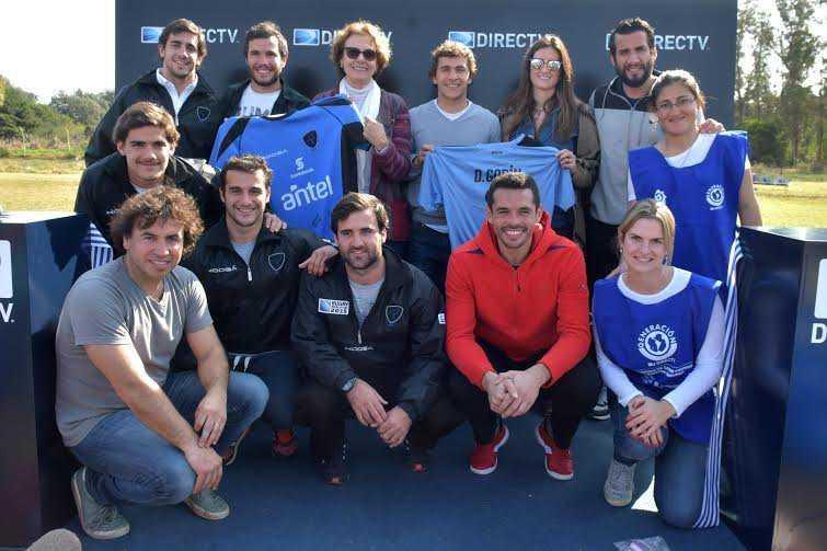 GENERACIÓN DIRECTV promovió la creación de un campo deportivo en Aldeas Infantiles junto a la Fundación Celeste