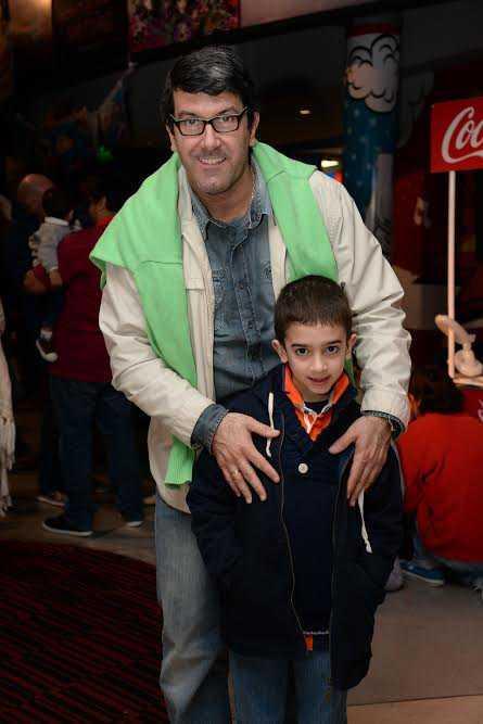 Martin y Lucas Miraballes