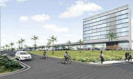 Con millonaria inversión, comienza construcción del Río Branco Shopping, Terminal & Hotel