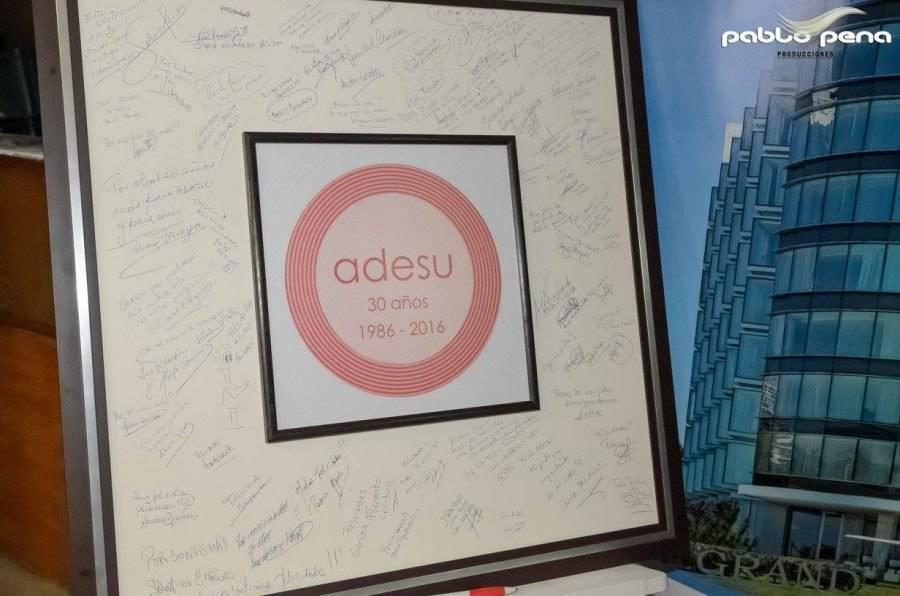 ADESU realizó su tradicional fiesta del Día de la Secretaria