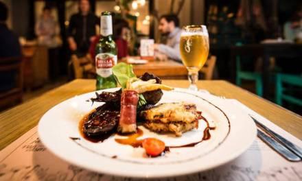 Cinco restaurantes ofrecerán platos con cerveza Stella Artois como ingrediente