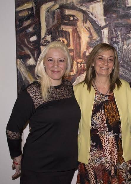 Andrea De Feo y Dinorha Beitler