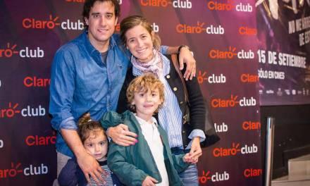 """Clientes de Claro Club compartieron ternura y diversión con la película """"Cigüeñas"""""""