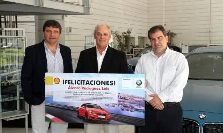 Motor Haus y Lubricantes Shell llevan a un uruguayo al circuito Paul Ricard de Francia