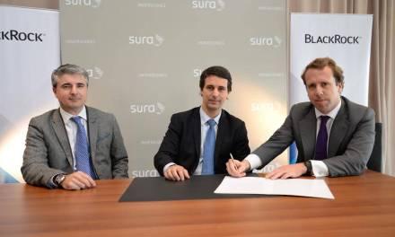 SURA cerró acuerdo con BlackRock, el mayor administrador de fondos a nivel mundial