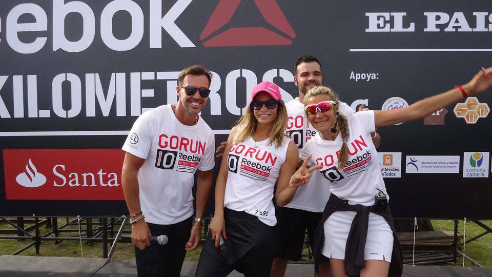 Se corrió la onceava edición de la Reebok 10km