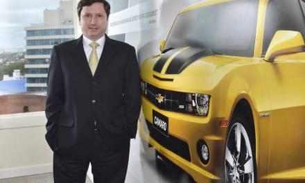 General Motors Uruguay recibe nuevo gerente general