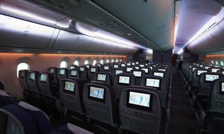 Latam Airlines incorpora el moderno Boeing 787 a la operación en Uruguay