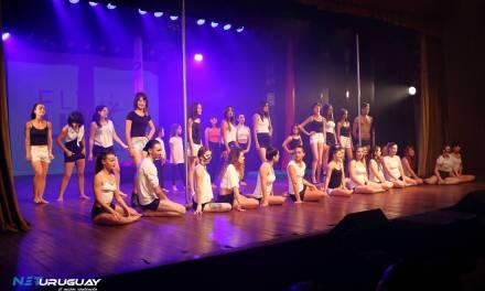 Con un show de Fly Up, la Escuela Clarisa Abreu cerró su ciclo 2016 en Teatro del Notariado
