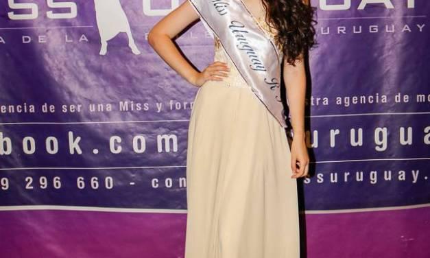 Wendy Lehmann viaja a Colombia para representar a Uruguay en el Reinado Internacional del Café