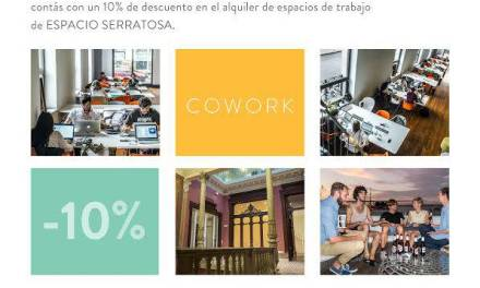 Los Fondos de Incentivo Cultural y Espacio Serratosa se unen para potenciar proyectos