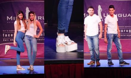 Marcel Calzados brindó adelanto de su nueva colección durante la graduación de Miss Uruguay
