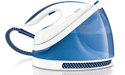 Philips presentó Perfect Care, una plancha que se mantiene a temperatura constante
