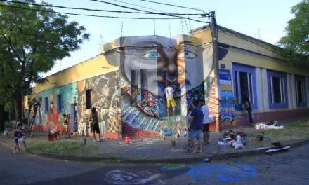 """""""Pintó La Teja"""" transformó junto a Inca un barrio emblemático de Montevideo"""