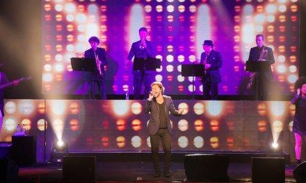 Diego Torres dio un gran espectáculo en Enjoy Punta del Este
