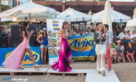 Paola Santos mostró su nueva colección en Playa Bikini