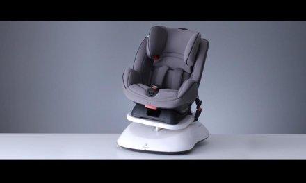 Publicis Buenos Aires y Renault presentan la Baby Home Seat