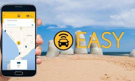 Easy Go se convierte en el primer servicio tecnológico de transporte particular que desembarca en Maldonado