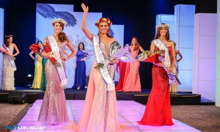 Yesenia Barrientos de Bolivia es la nueva Miss Atlántico Internacional 2017