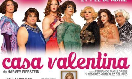 Casa Valentina en Teatro Metro: Hombres que de a ratos, juegan a ser mujeres