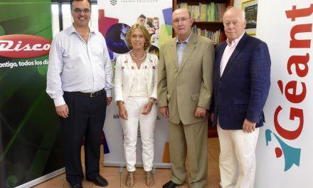 Campaña solidaria de Disco y Géant en apoyo a educación de niños y jóvenes de Casavalle