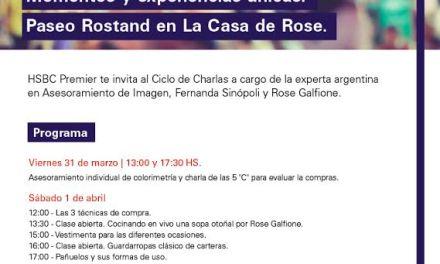 HSBC presenta experiencias únicas en La Casa de Rose en nueva edición de Paseo Rostand