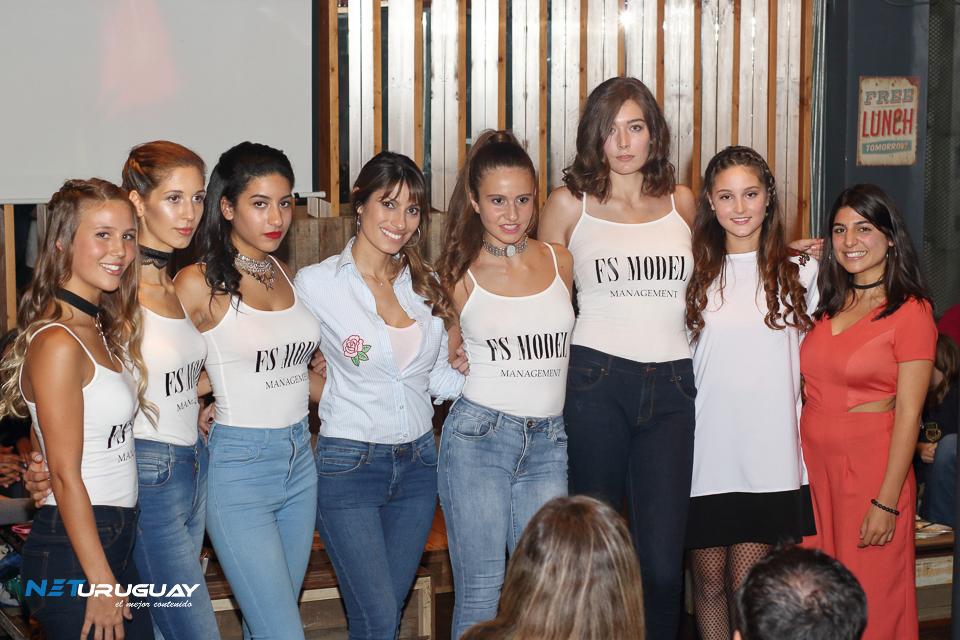 Comenzó el Ciclo Martes de Moda a cargo de FS Modelos en Restaurante One Love