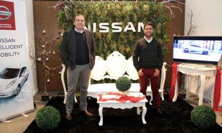 Nissan acompañó el evento MOLA presentando sus innovaciones en movilidad inteligente