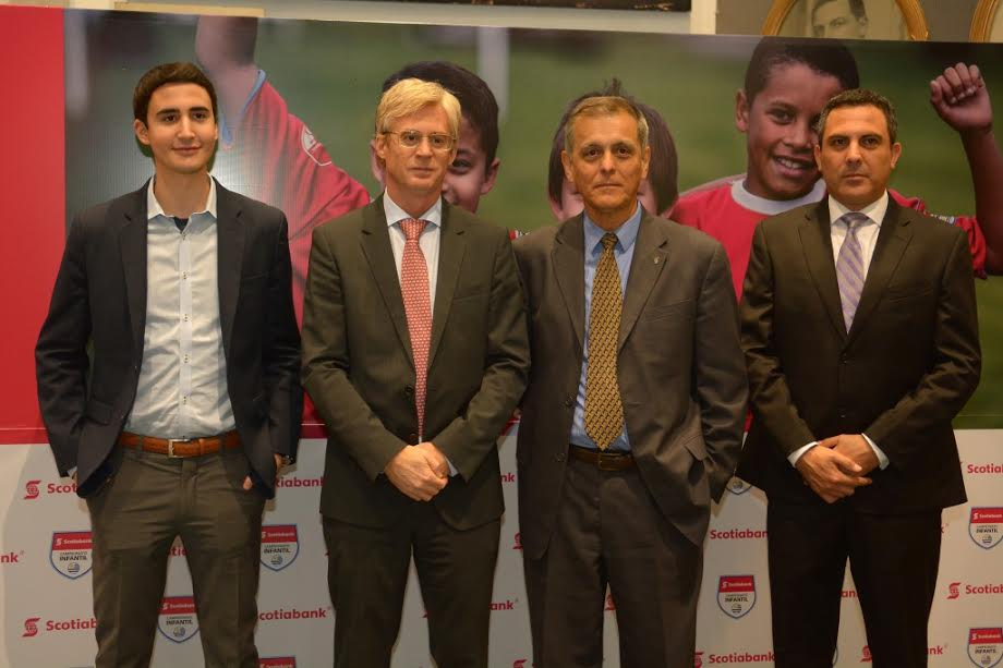 Comenzó la segunda edición del Campeonato de Fútbol Infantil Scotiabank