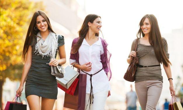El 85% de las compras en el Mundo, son realizadas por mujeres!