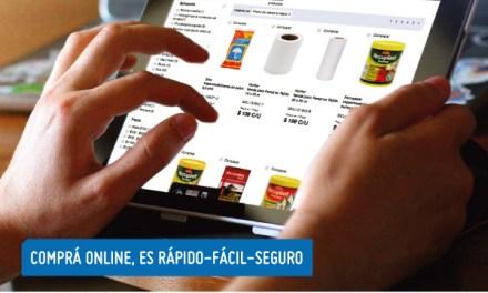 Sodimac lanzó su tienda online en Uruguay