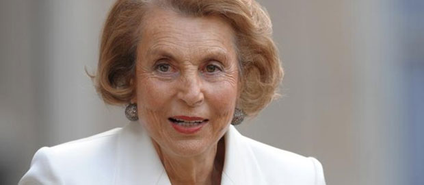 Fallecimiento de la Sra. Liliane Bettencourt