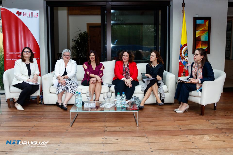 Los aportes de las mujeres en diplomacia en nuevo encuentro de Mujeres a Contracorriente
