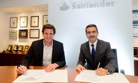 Santander lanza una nueva tarjeta de débito junto a Farmashop